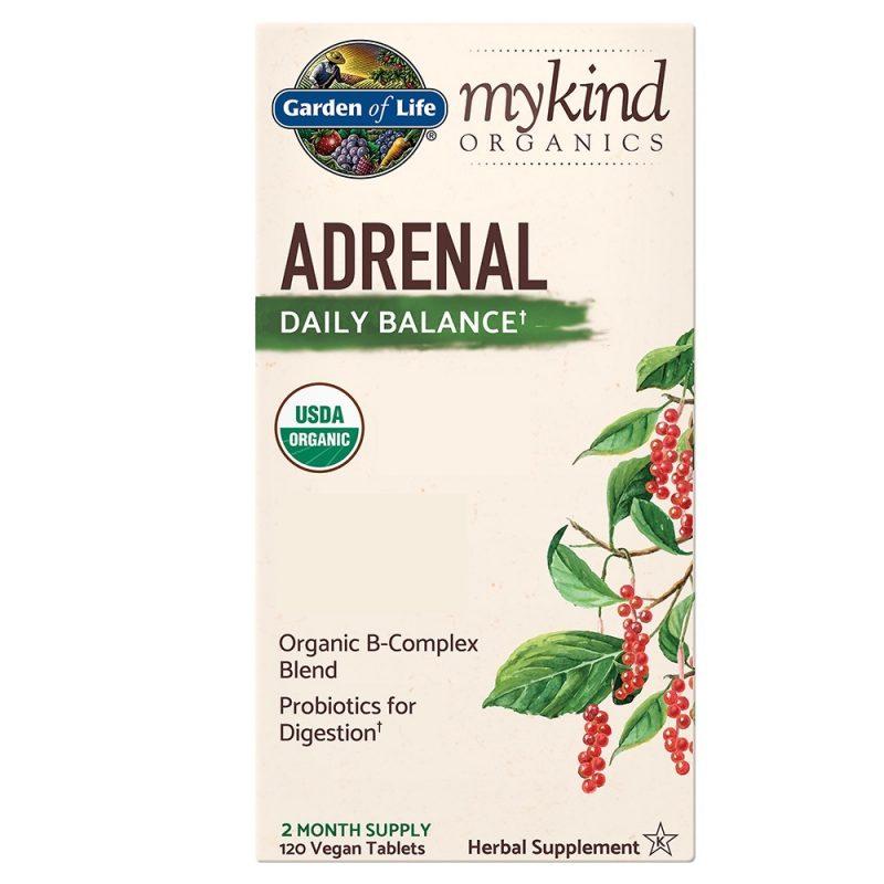 Mykind Organics Adrenal 1