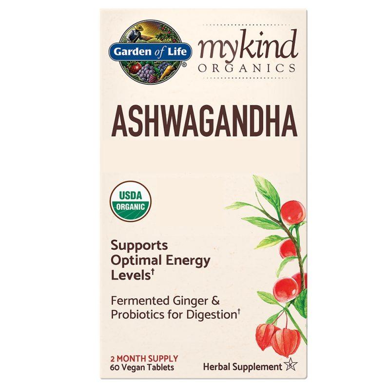 Mykind Organics Ashwagandha 1