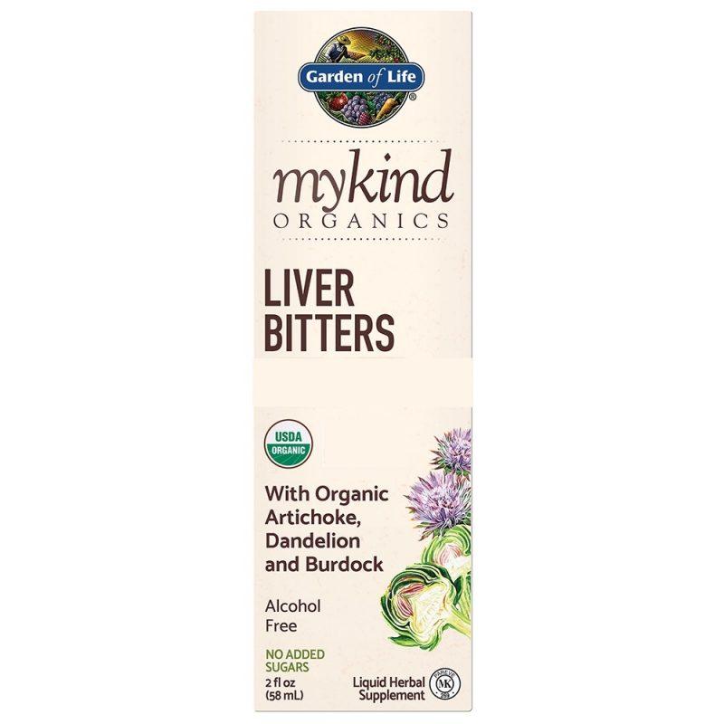 Mykind Organics Herbal Bitter Spray 1