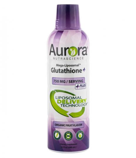 Aurora Mega-Liposomal Glutation+ 1