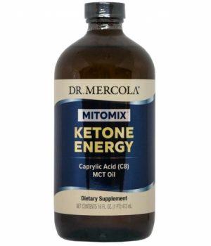 Dr Mercola Pure Power Ketone Energy MCT Olja