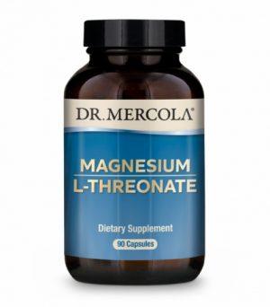 Dr Mercola Magnesium L-Threonate