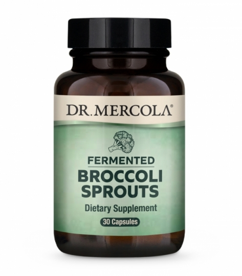 Dr Mercola Fermented Broccoli Sprouts 1