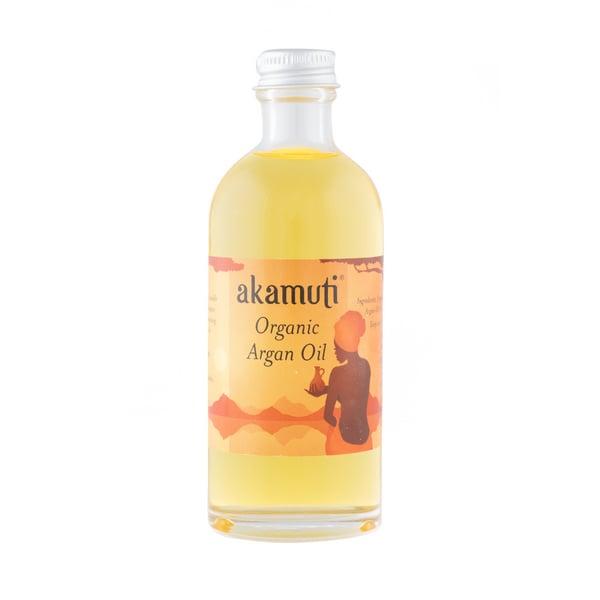 Ekologisk kallpressad Arganolja från Akamuti