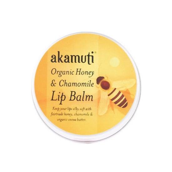 Läppbalsam Honung från Akamuti 1