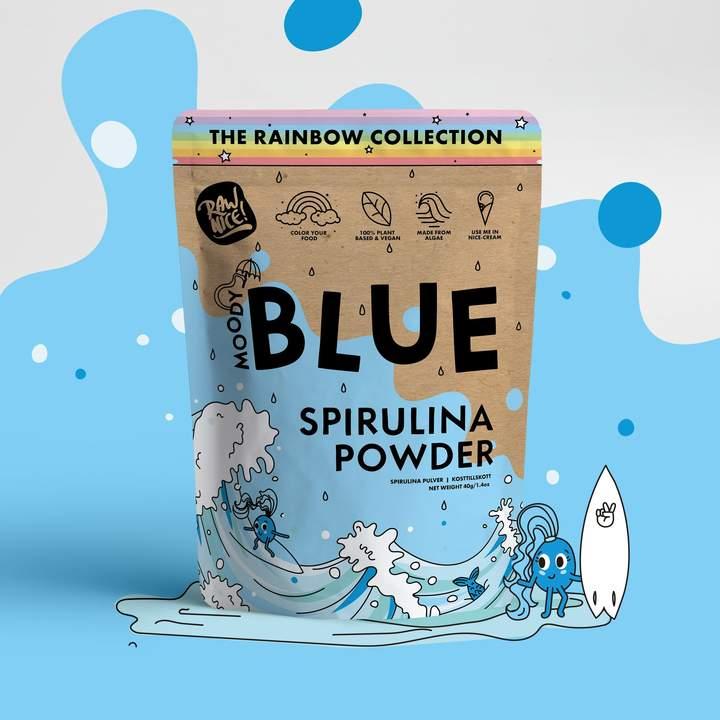 Blå Spirulina 1