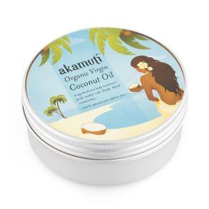 Ekologisk kallpressad Kokosolja från Akamuti