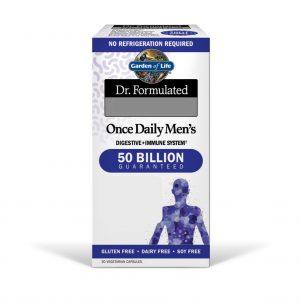 Dr Formulated Mjölksyrabakterier för män