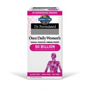 Dr Formulated Mjölksyrabakterier för kvinnor