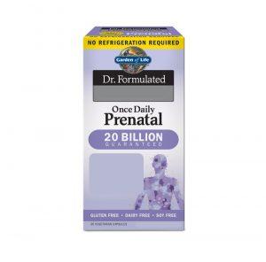 Mjölksyrabakterier för gravida