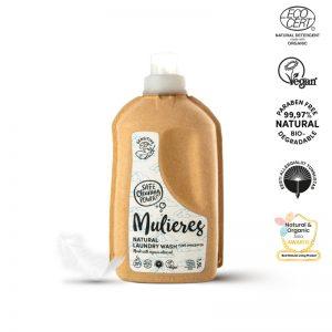 Mulieres Miljövänligt Flytande Tvättmedel Utan Doft