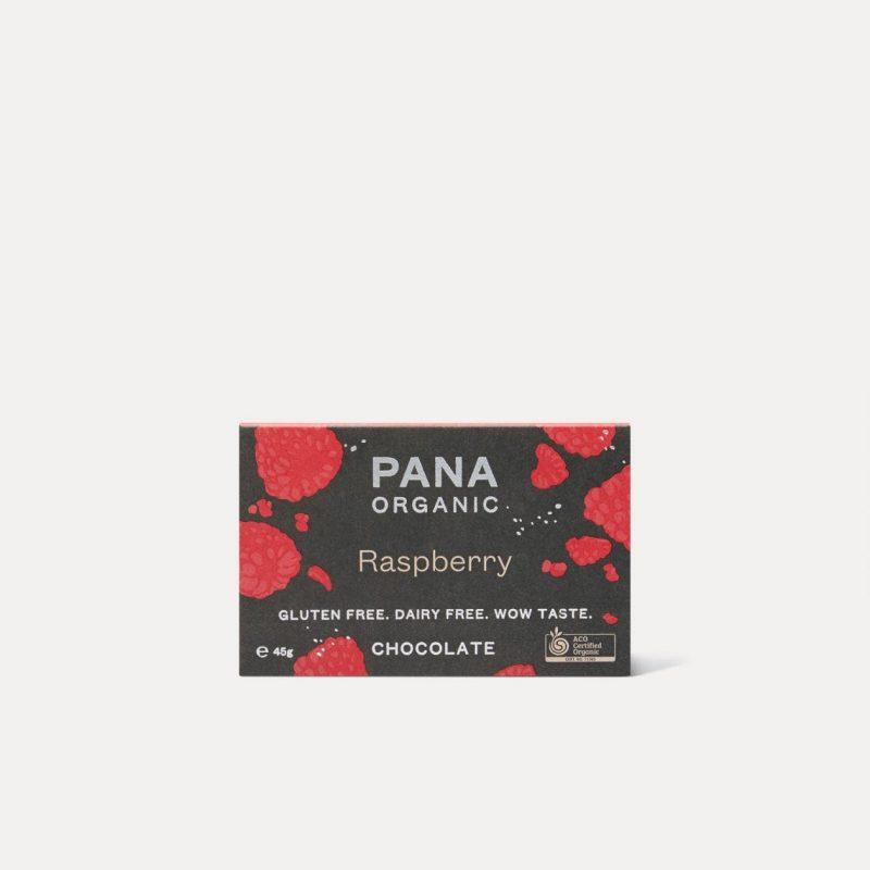 PANA RAW Choklad Hallon