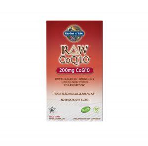 RAW Q10 – CoQ10