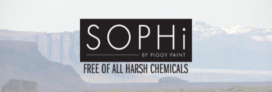 Sophi Natural Nail Polish