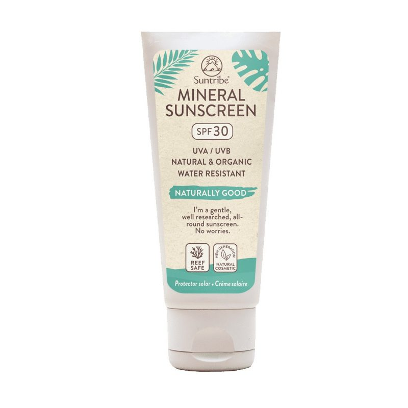Suntribe Body & Face Sunscreen 1