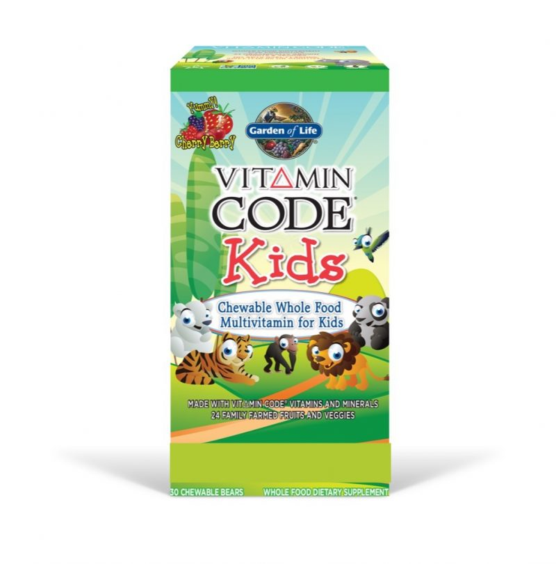 Vitamin Code Kids Multivitamin 60 tuggisar 1
