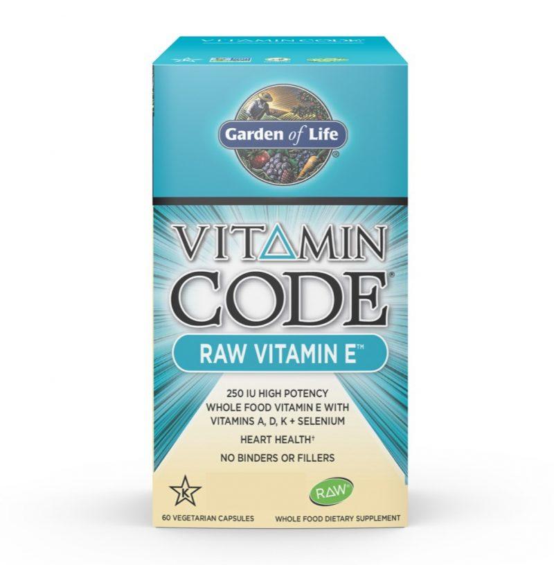 Vitamin Code RAW Vitamin E 1