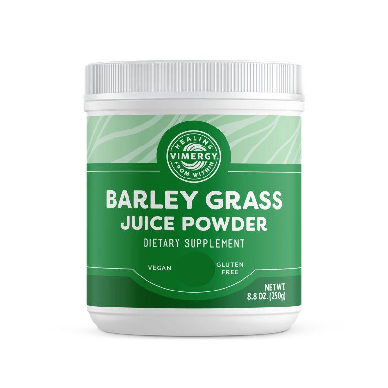 Vimergy RAW Korngräsjuicepulver 1