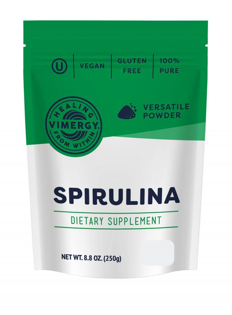 Vimergy Spirulina 1