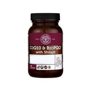 CoQ10 & BioPQQ® with Shilajit