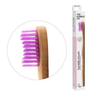 Humble Brush Ekologisk Tandborste, Lila