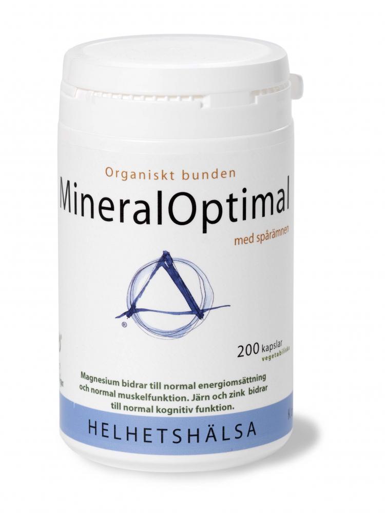 Helhetshälsa MineralOptimal