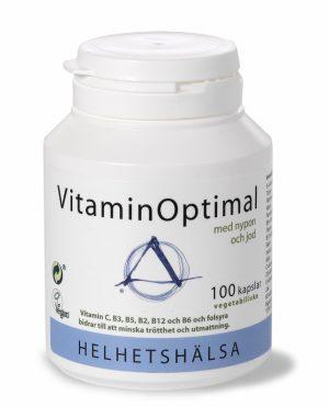 Helhetshälsa VitaminOptimal