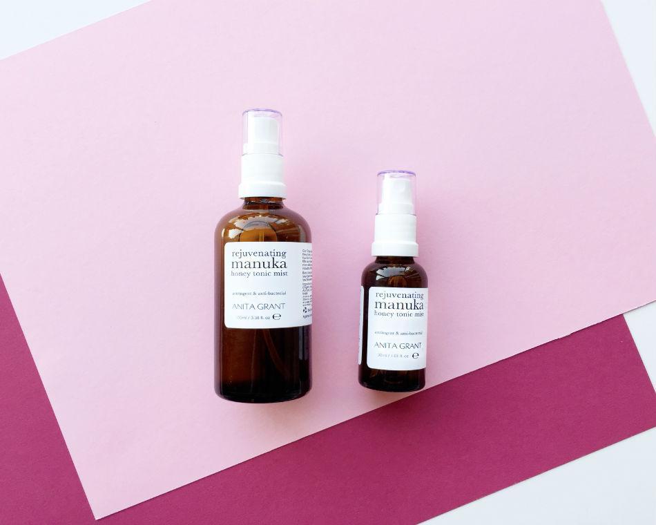Recension - ANITA GRANT Manuka Honey Mist 2