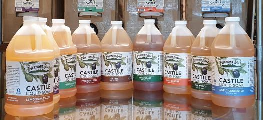Castile flytande tvål till mer än bara tvål. 1
