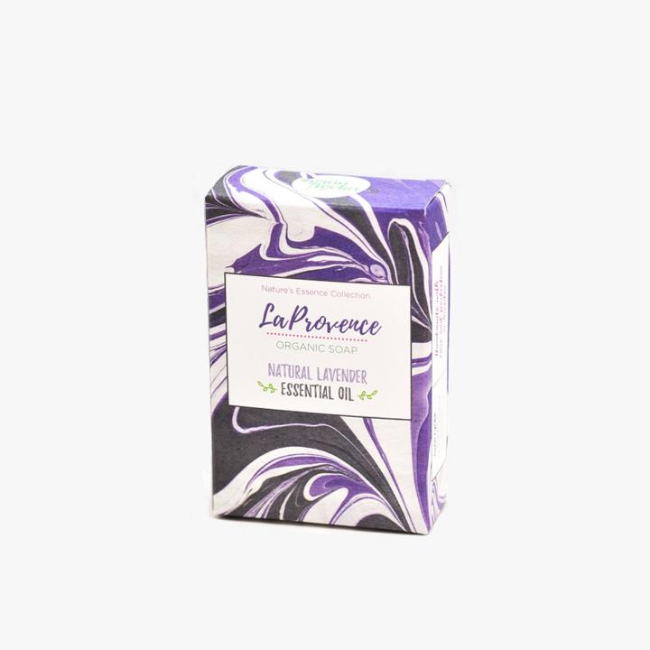 Grön Lycka - La Provence Fast Tvål, 110 g 1