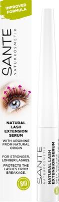 SANTE Natural Lash Extension Serum (fransnäring för längre fransar), 4 ml