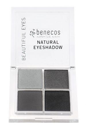 Natural Quattro Eyeshadow – Smokey Eyes, 8 g