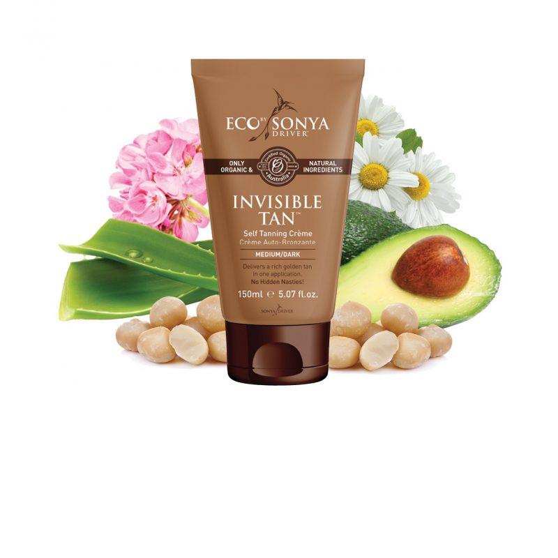 Eco by Sonya - Invisible Tan, 150 ml 1