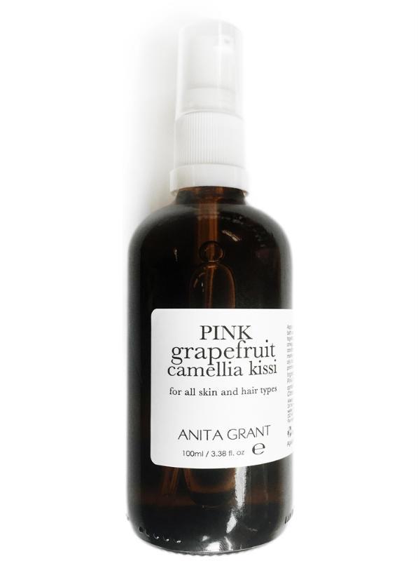 Anita Grant Pink Grapefruit Kissi Oil 100 ml 1