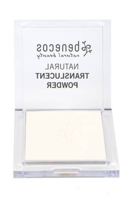 Benecos - Natural Translucent Powder - Mission Invisible, 6.5 g 1