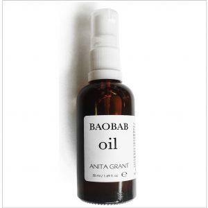 Anita Grant Unrefined Baobab Oil 50 ml