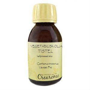 Ekologisk Tistelolja Kallpressad, 100 ml