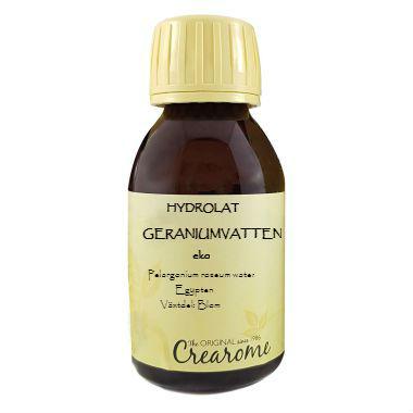 Crearome - Geraniumvatten Ekologisk, 100 ml 1