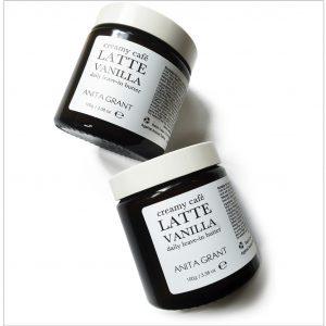 Creamy Café Latte Leave-in Detangle Conditioner Vanilla, 100g