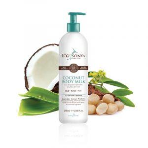 Coconut Body Milk, 375 ml