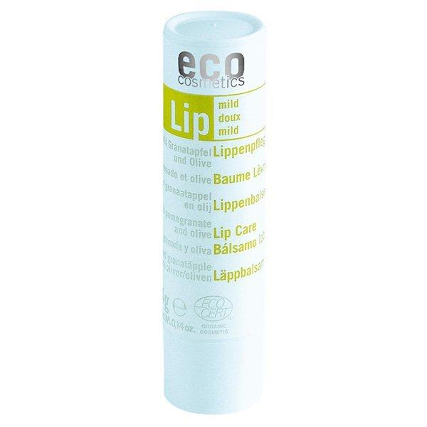 Eco Cosmetics - Läppbalsam med Olivolja, 4 g 1