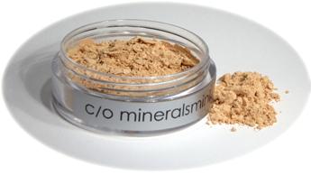 c/o mineralsmink - Mineral Foundation (Bas) - Kall Ljus 1
