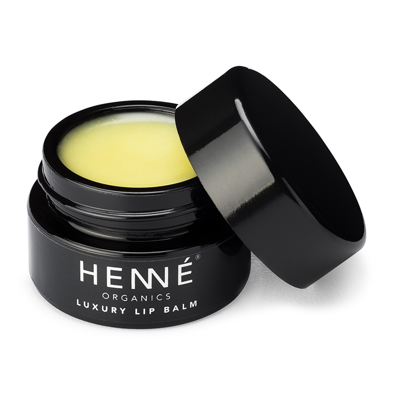 Henné Organics - Luxury Lip Balm, 10 g 1