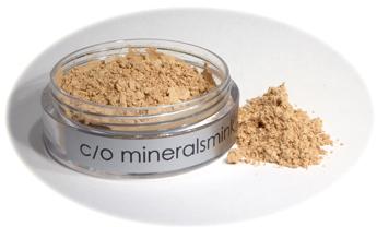 c/o mineralsmink - Mineral Foundation (Bas) - Naturligt Mellan 1