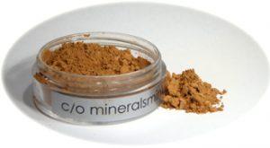Mineral Foundation (Bas) – Naturligt Mörk