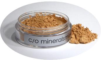 c/o mineralsmink - Mineral Foundation (Bas) - Naturligt Solbrun 1