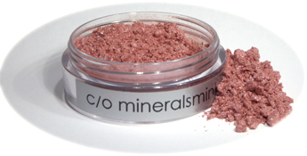 c/o mineralsmink - Mineral Rouge Nyponros 1