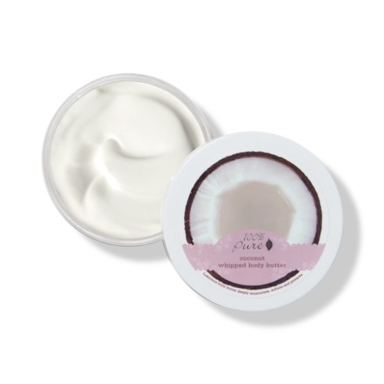 100% Pure - Coconut Whipped Body Butter 1