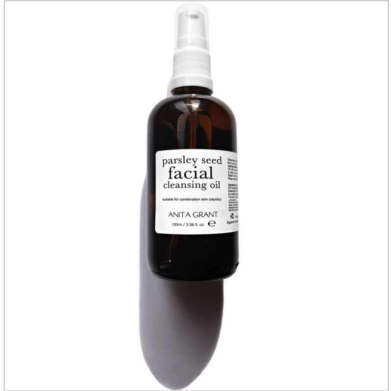 Parsley Seed Facial Cleansing Oil, 15 ml