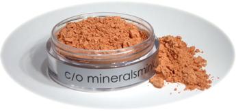 c/o mineralsmink - Mineral Rouge Persika 1